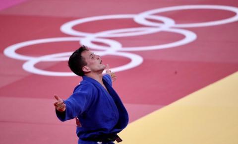 Judoca gaúcho Daniel Cargnin fatura o bronze para o Brasil nas Olimpíadas