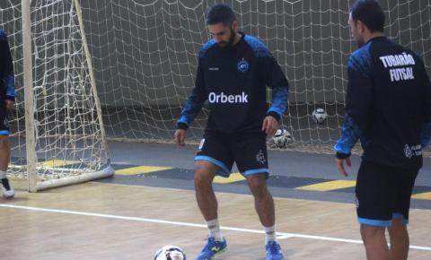 Tubarão Futsal visita o Marechal em confronto direto pelo G-4 da Liga Nacional