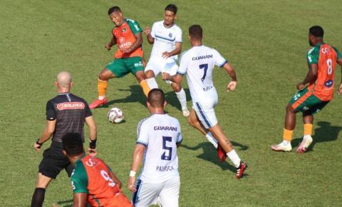 Guarani e Atlético: primeiro duelo da história entre o time de Palhoça e o de São José