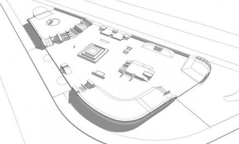  Florianópolis prepara construção da maior pista de skate street da cidade