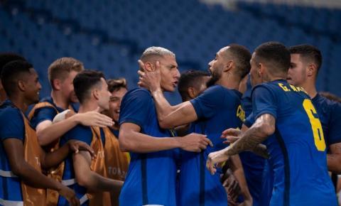 Seleção brasileira vence a Arábia Saudita e avança às quartas
