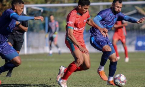 Guarani de Palhoça e Atlético de São José empatam no primeiro confronto da história