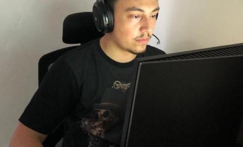 Streamer de Floripa, Marcelo Marques projeta criação de nova equipe de Counter-Strike