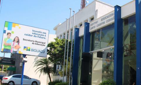 Secretaria de Educação abre Chamada Pública Emergencial em Biguaçu