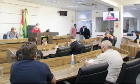 Em reunião na Câmara de São José, Casan apresenta projeto para a Lagoa de Potecas
